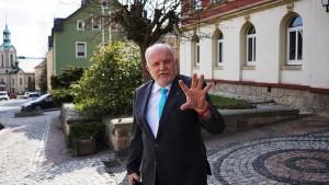 Bürgermeister Joachim Rudler